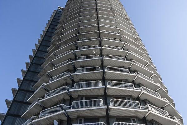 Kukurica tower waits for reconstruction.