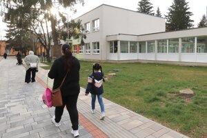 A kindergarten in Zvolen.