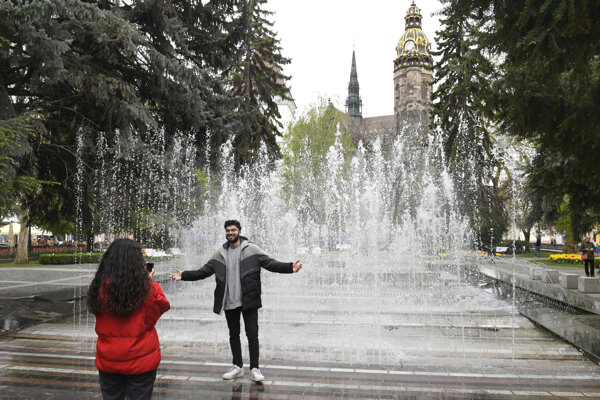 Fountains across Slovakia, including the famous Singing Fountain in Košice, have been put into operation after the winter season.