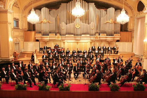 The Slovak Philharmonic Orchestra