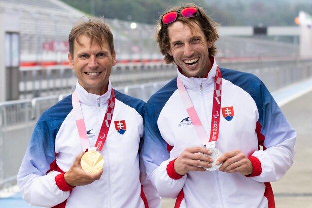 Patrik Kuril and Jozef Metelka