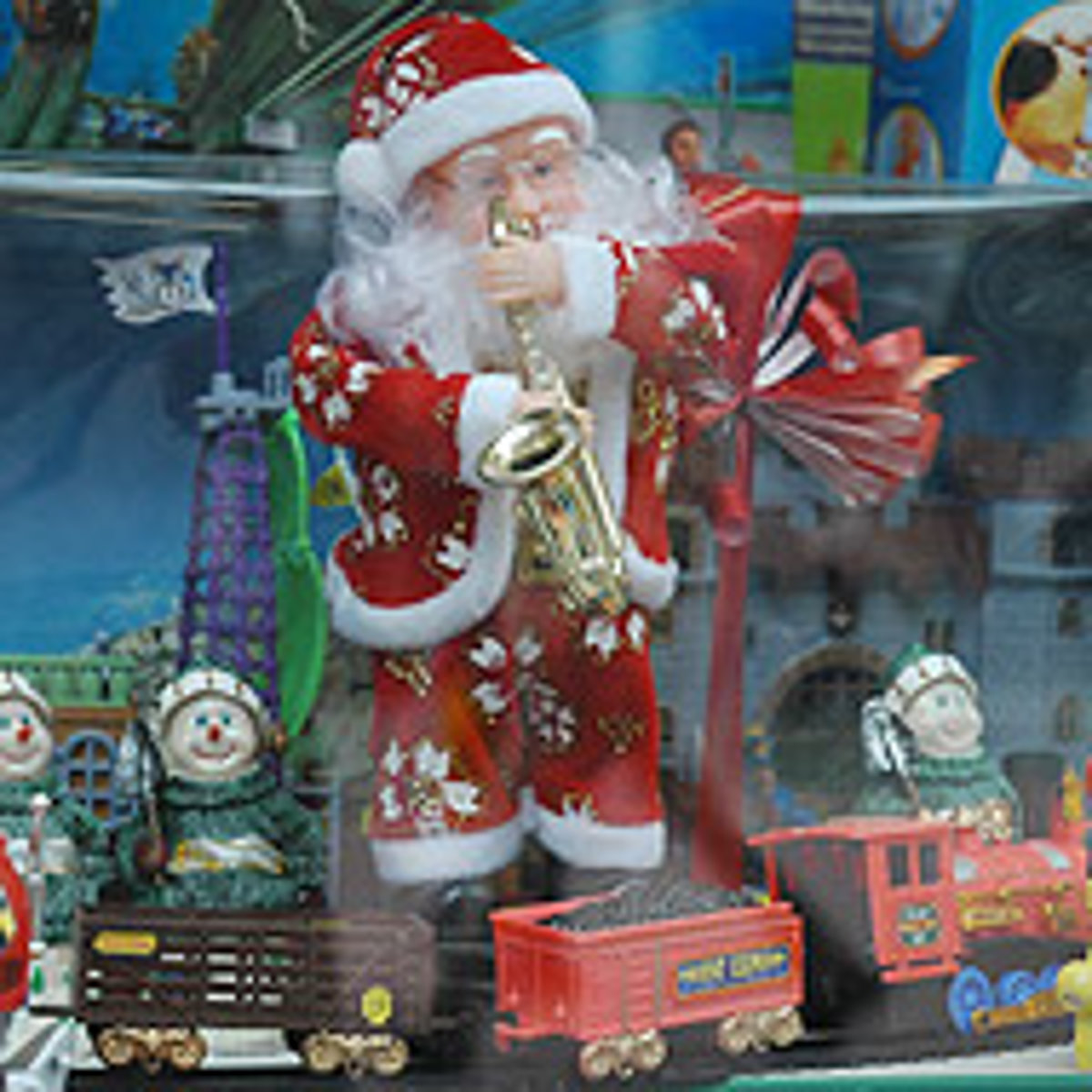 santa claus grandfather frost or little jesus - Santa Claus And Jesus 2