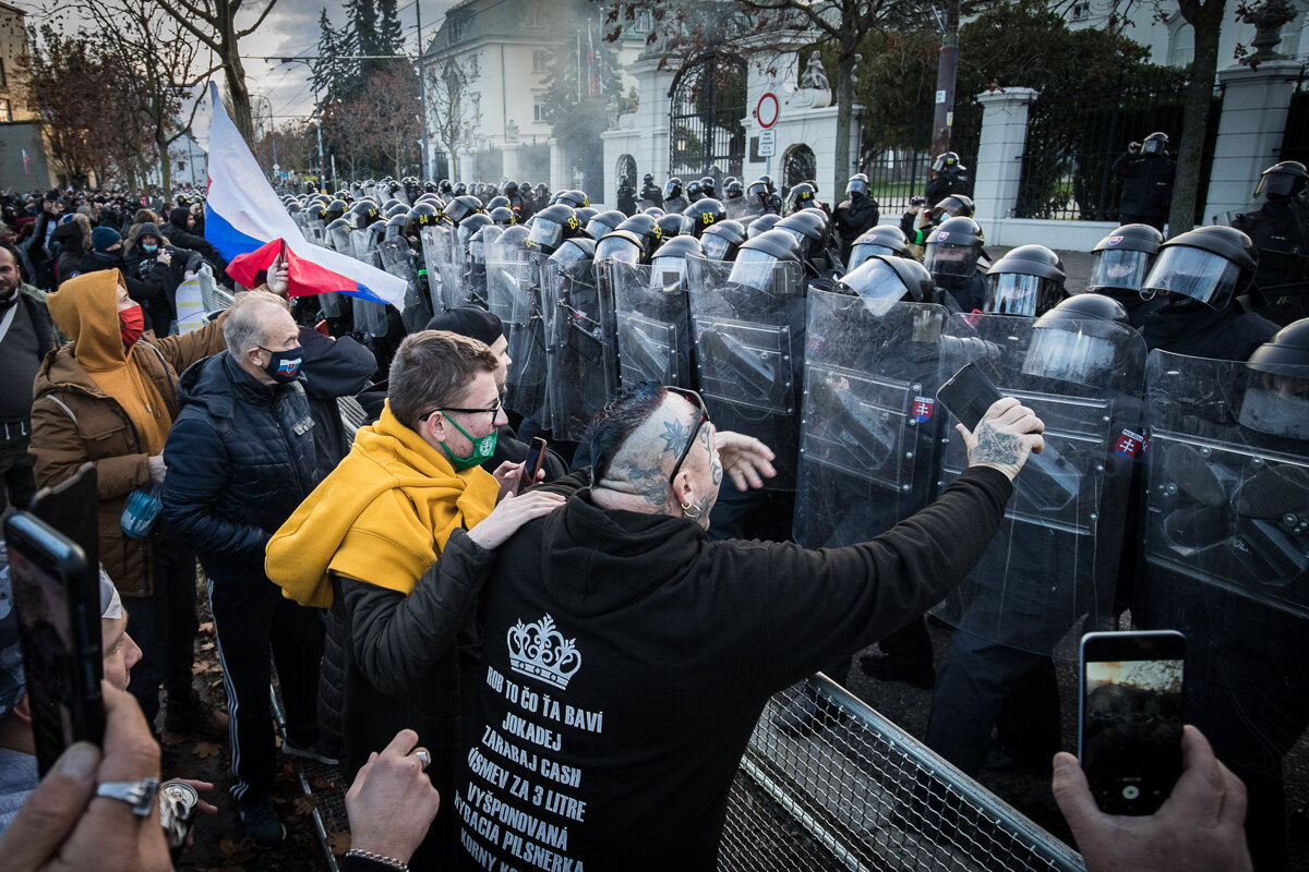 Protests from November 2020