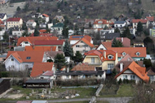 Austrian real estate is still significantly cheaper than land and houses in Slovakia, but the price differential is shrinking rapidly.