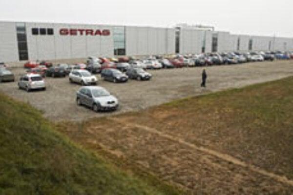 Getrag Ford should soon get a new logistics centre.