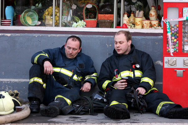 New EU rules on working hours should help firefighters.