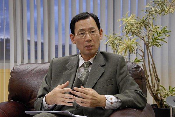 Ambassador Park Young-Kyu
