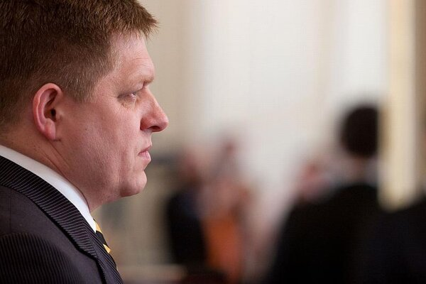 Robert Fico is angry with the Slovak press once again.
