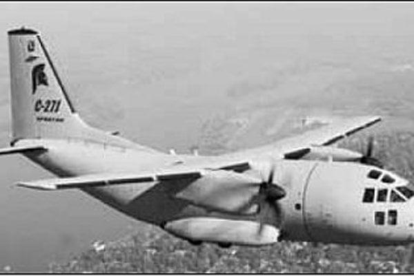 C-27J Spartan aircraft