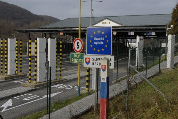 The renovated border crossing Ubľa and Malyj Bereznyj opened in December 2008.