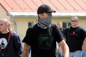 Extremist groups in Slovakia are becoming more visible.