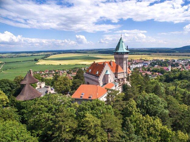 Smolenice Castle.
