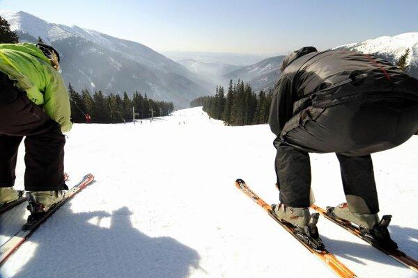 Downhill towards the new winter season.