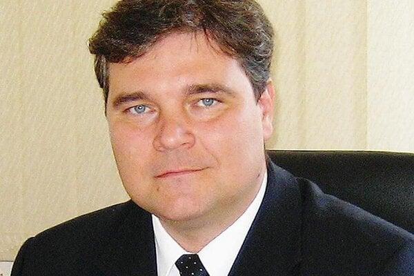 Zsolt Lukáč, president of ZSPS