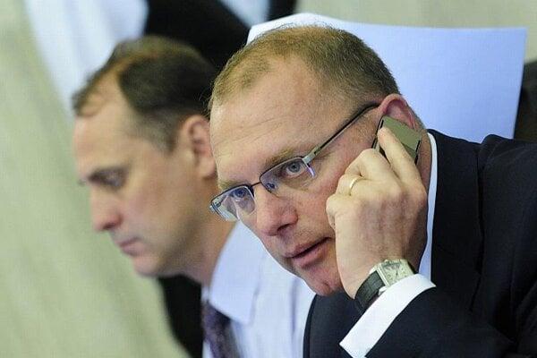 Transport Minister Ľubomír Vážny