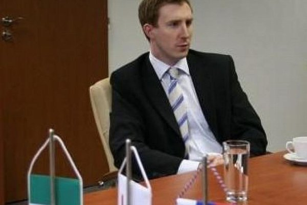 Glen Farrell, chairman of the Irish Chamber