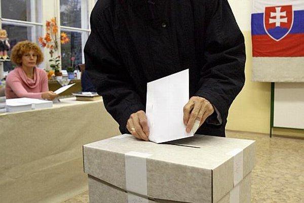 Polls, illustrative stock photo