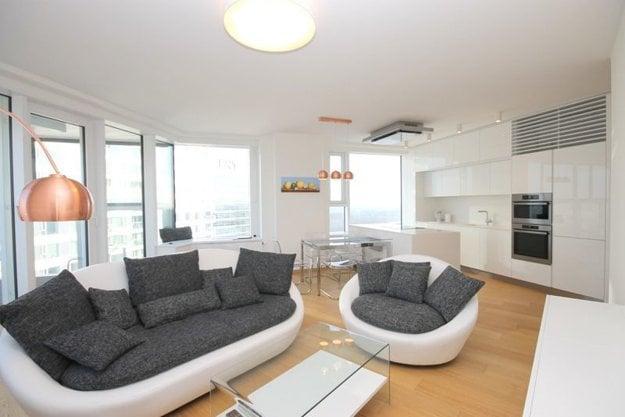 Moderný 3 izbový byt v Panorama City