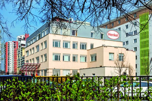 Centrála spoločnosti Henkel Slovensko