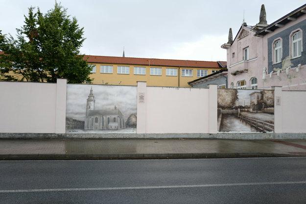 Projekt Historické klenoty mesta Prešov realizuje J.D. - Galéria J.L