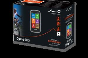 Skvělými funkcemi nabitá cyklonavigace pro náročné uživatele Mio Cyclo 405