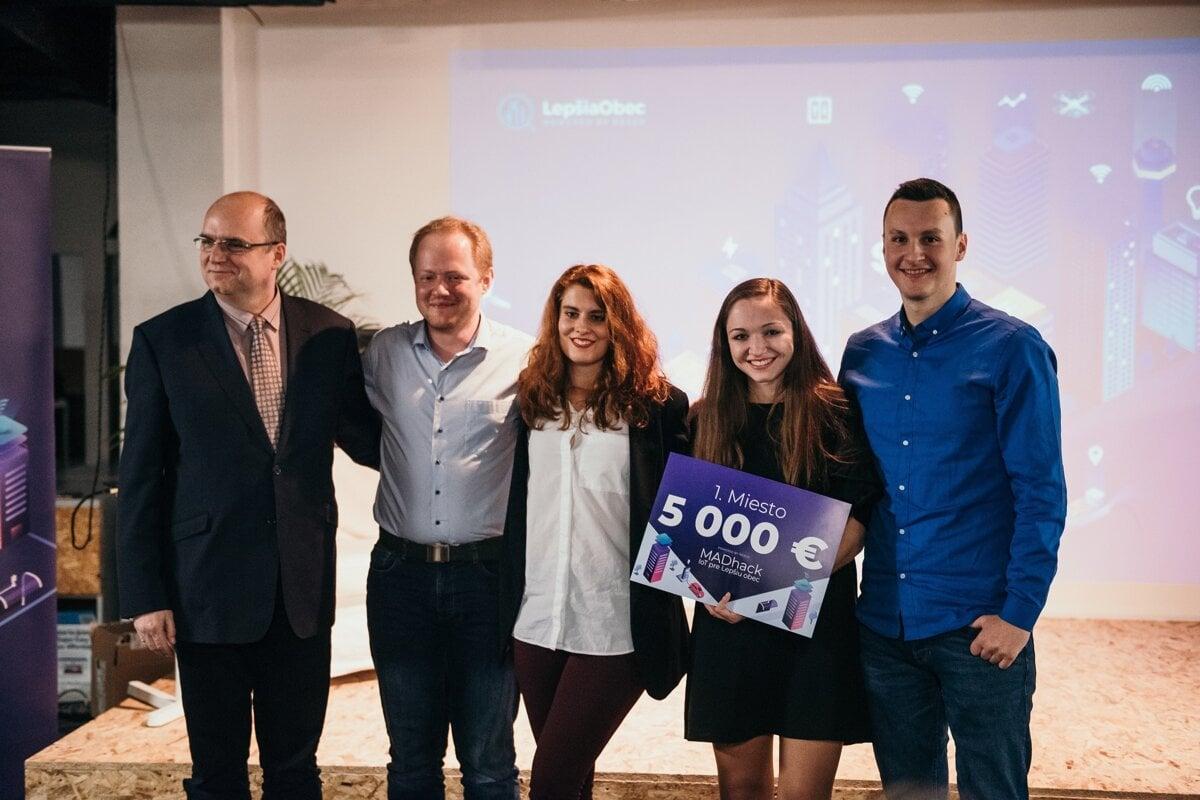 Slovenské obce budú viac smart a študenti bohatší o 10 000 Eur ... 29773b3237a