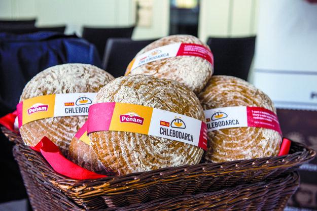 Projekt - Chlebodarca