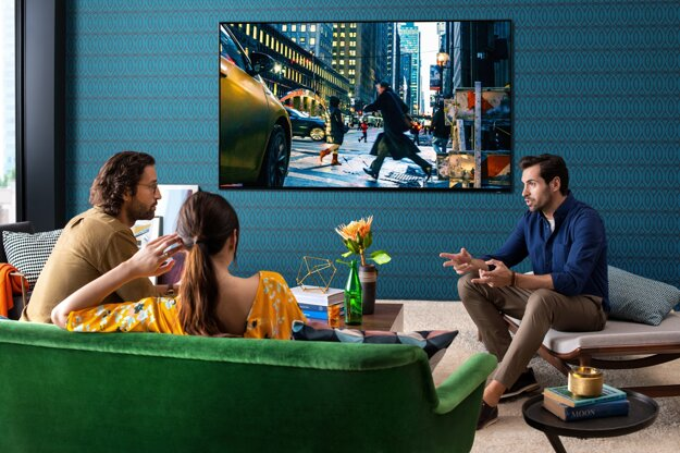 televízor Samsung QLED 8K Q950R