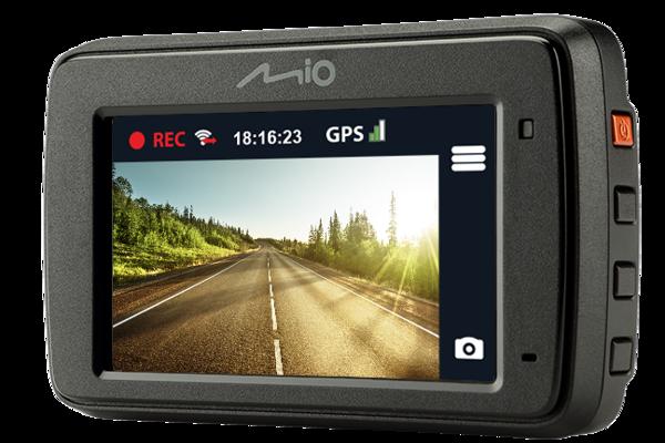 Autokamera Mio MiVue 733 wifi proti pojistným podvodníkům