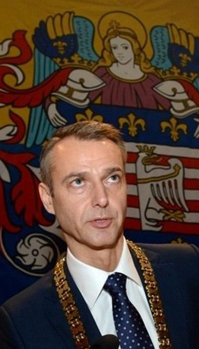 Richard Raši, primátor mesta Košice