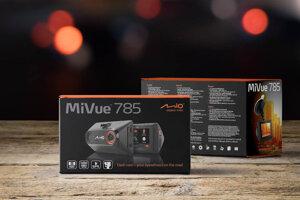 Autokamera Mio MiVue 785 - svědek proti pojistným podvodům