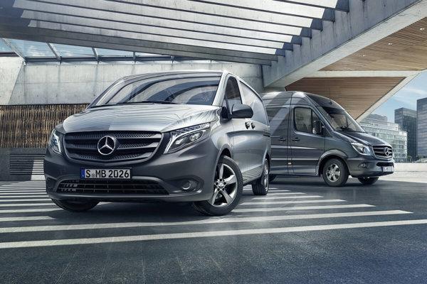 Vyskúšajte nové služby konektivity Mercedes PRO.
