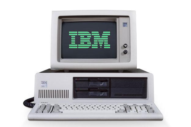 IBM 5160, jeden z prvých domácich počítačov na svete.
