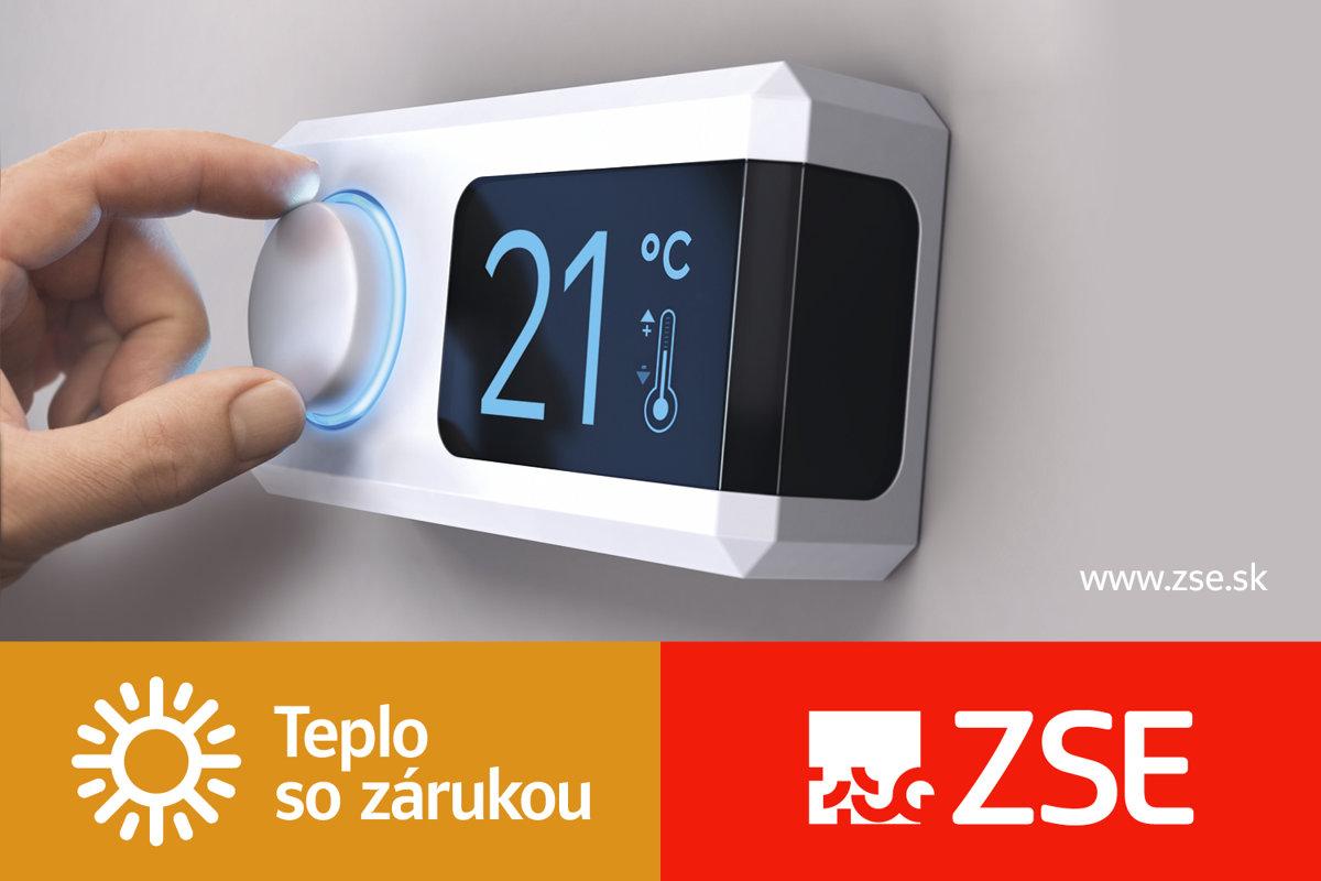 acb904582 Nové Teplo so zárukou od ZSE prináša úsporné riešenia ...