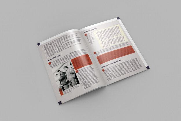 Publikácia Nežná revolúcia v Šali – fakty a svedectvá.