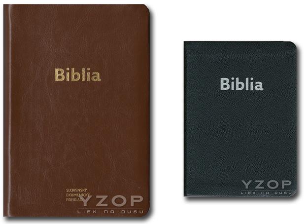 Biblia - slovenský ekumenický preklad