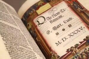 Bohatý obsah - Martin Luther
