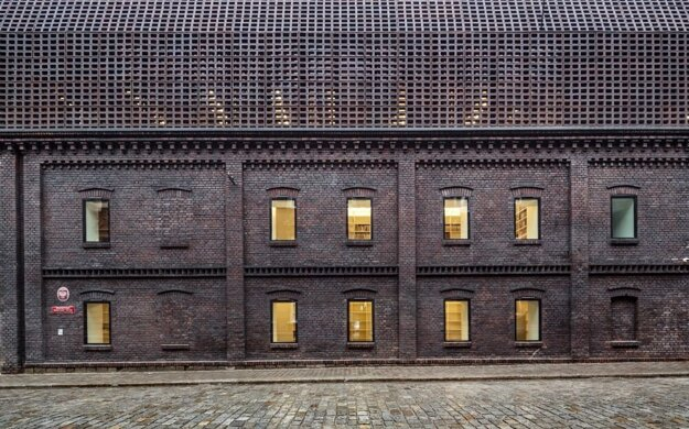Lokalita: Katowice, Poland. Architekti:BAAS Arquitectura, Barcelona/Spain with Grupa 5 architekci, Warsaw/Poland and Małeccy biuro projektowe, Katowice/Poland