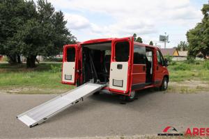 Úpravy automobilov pre ZŤP