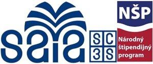 Oficiálne logo Národného štipendijného programu a agentúry SAIA (Dostupné na  https://www.saia.sk/)