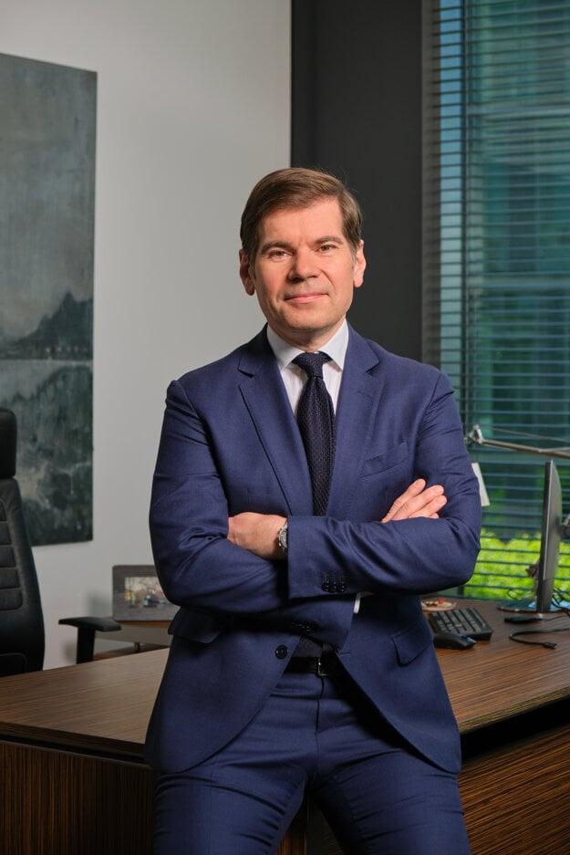 Peter Lednický, generálny riaditeľ Unilabs Slovensko