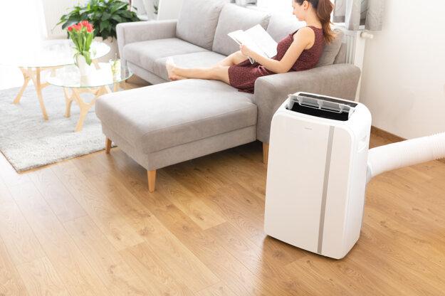 Prenosná klimatizácia SENCOR