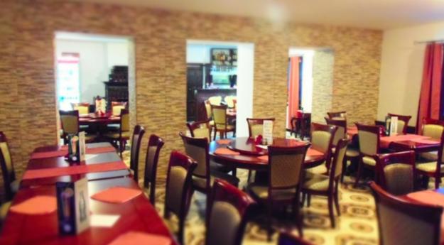 Reštaurácia v penzióne Grosek