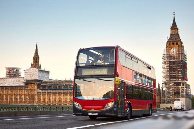 Kávový pohon si zatiaľ vyskúšali autobusy v Londýne