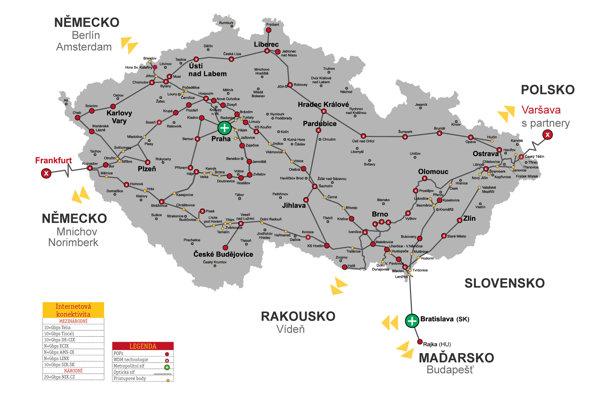 Dial Telecom připojil další administrativní budovy v Praze
