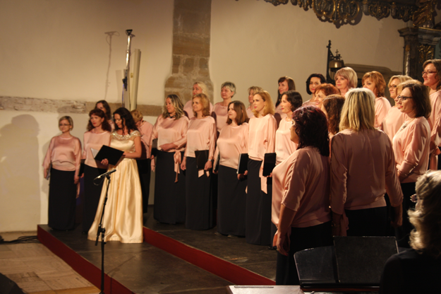 Benefičný koncert Hallelujah.
