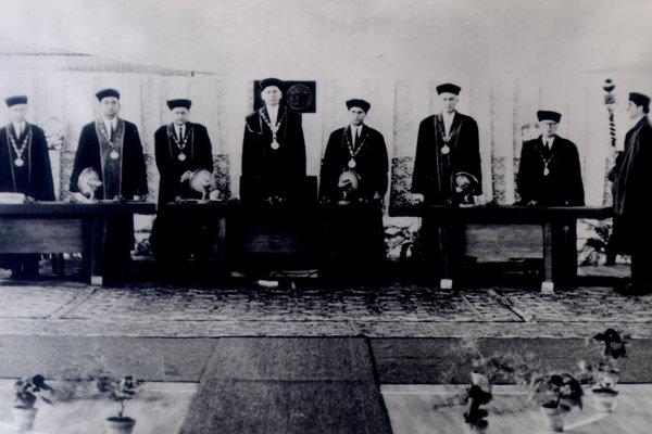 78. výročie vzniku Vysokej obchodnej školy