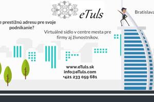 Virtuálne sídlo Bratislava cena