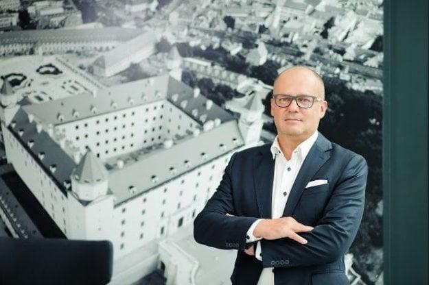 Vedúci partner EY na Slovensku  Matej Bošňák