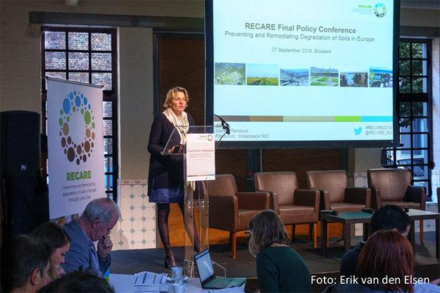 Josiane Masson z DG Environment (Európska komisia pre životné prostredie)
